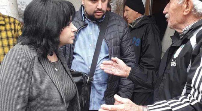 """Теменужка Петкова: """"Изграждането на индустриална зона в Търговище е наш основен приоритет"""""""