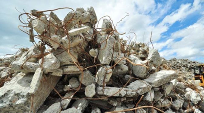 Община Търговище осигурява безплатно извозване на строителни отпадъци