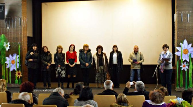 Наградиха активните участници в Седмицата на Земята в Търговище