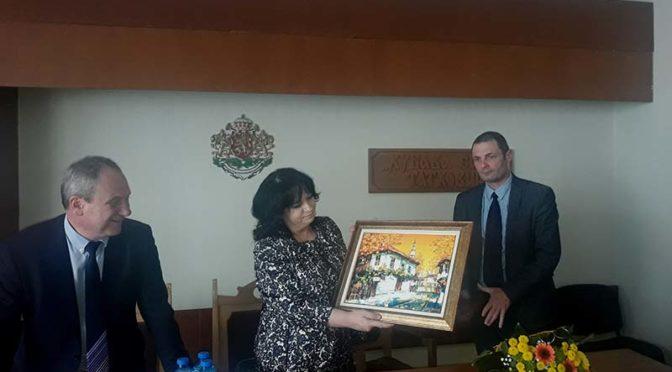 Министър на енергетиката Теменужка Петкова посети Търговище