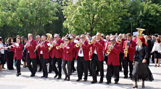 Започват летните концерти на открито на Духовия оркестър – Търговище