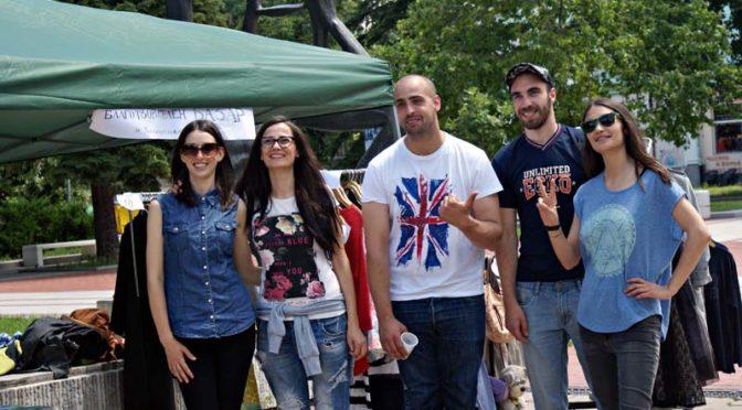 Младежи вдъхват живот на Търговище с благотворителни каузи