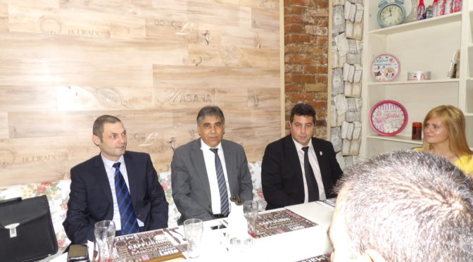 """Завеждането на активи на """"ВиК Асоциация """"Водоснабдяване-Дунав"""" обсъдиха областните управители на Разград, Русе и Търговище"""