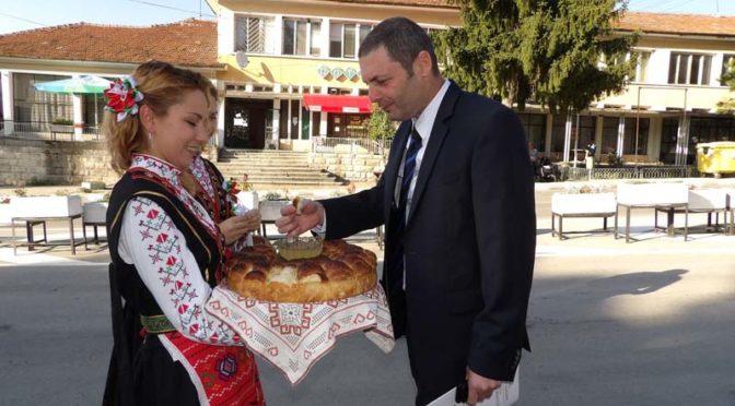 Митко Стайков бе гост на тържествата по повод 140-та годишнина от битката в околностите на селата Горско Абланово и Кацелово