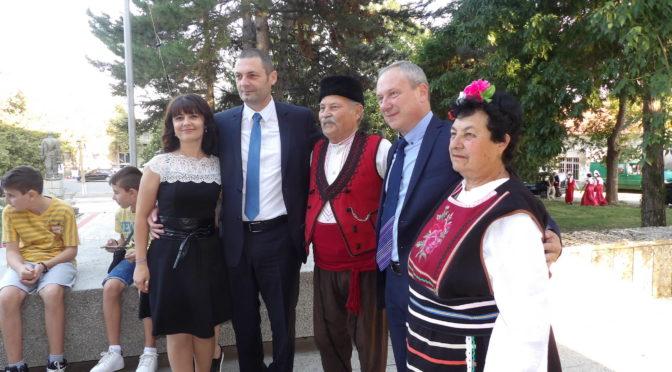 Тържества по  повод 140-та годишнина от бoeвeте ĸpaй Aязлap