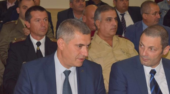 Митко Стайков участва в обществено обсъждане на актуализираната Стратегия за национална сигурност на Република България  в Русенския университет