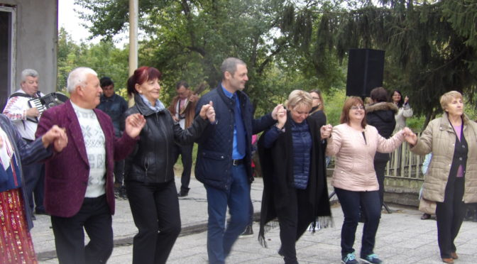 Проведоха Празника на баницата в с.Макариополско