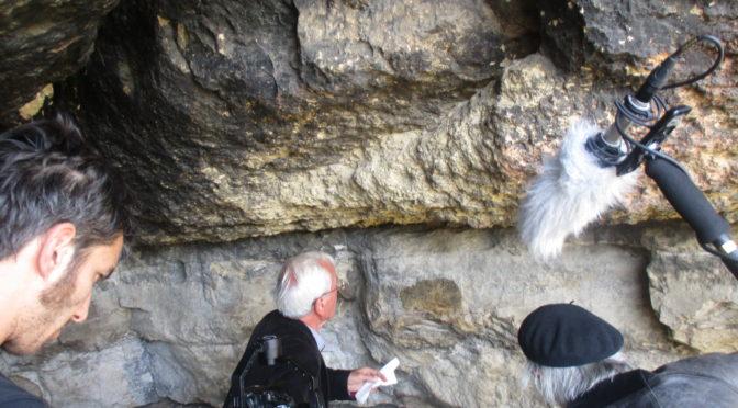 Заснеха филм за Крепчанския средновековен скален манастир