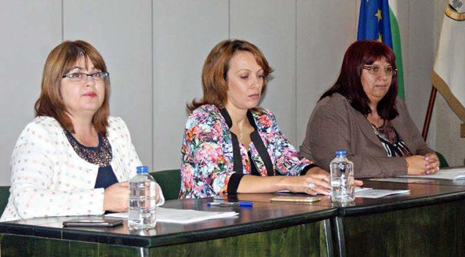 Отчитат напредък по проект в социалната грижа в Търговище
