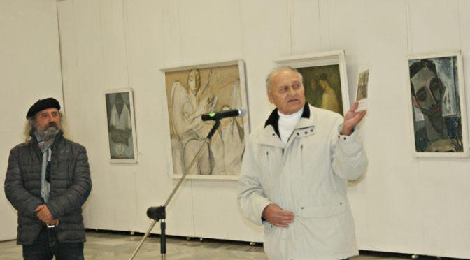 Янаки Манасиев – ярка фигура в българското изобразително изкуство