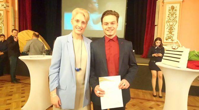 Президентът награди ученик от Търговище