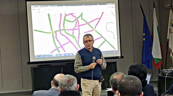 Представиха проекта на транспортната схема на Търговище