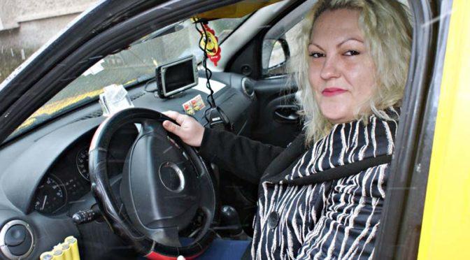"""Жената от """"Бостън"""" такси"""