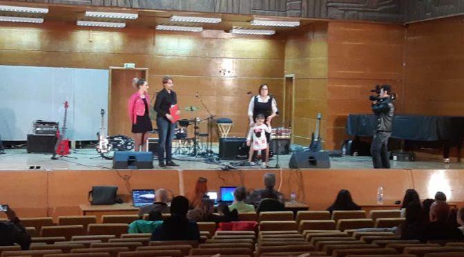 Благотворителният концерт за Рая събра 1151,70 лв.