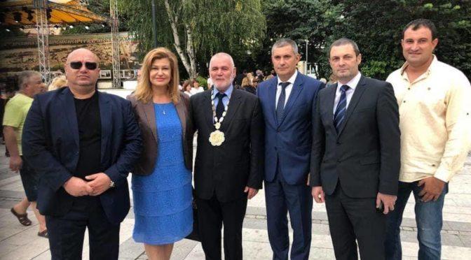 Областният управител бе гост на празника на град Силистра