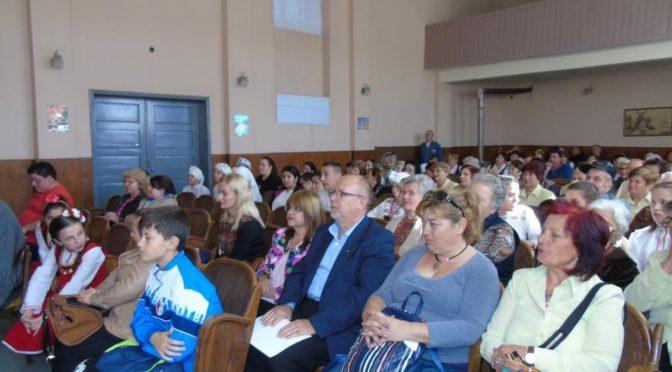 Заместник областният управител бе гост на празненството на читалището в с. Съединение