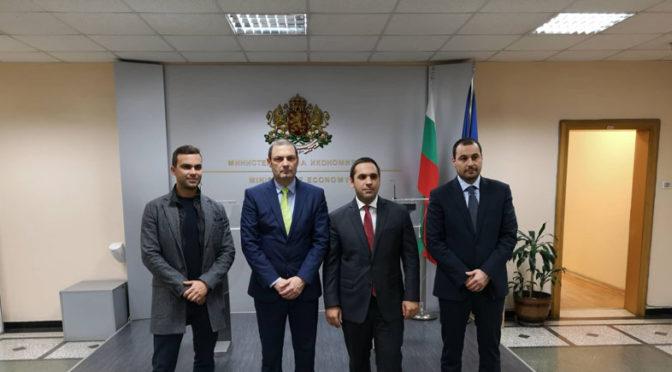 Областният управител се срещна с министъра на икономиката