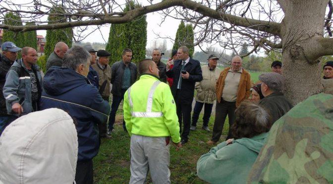 """От областната управа съдействаха за възстановяване на електрозахранването в местността """"Серсема"""""""