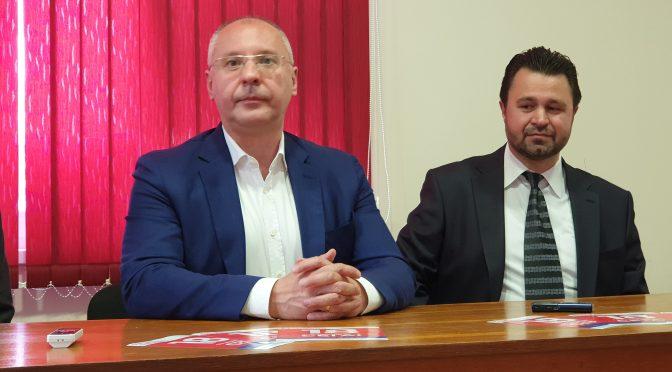 Сергей Станишев се срещна със симпатизанти от Търговище