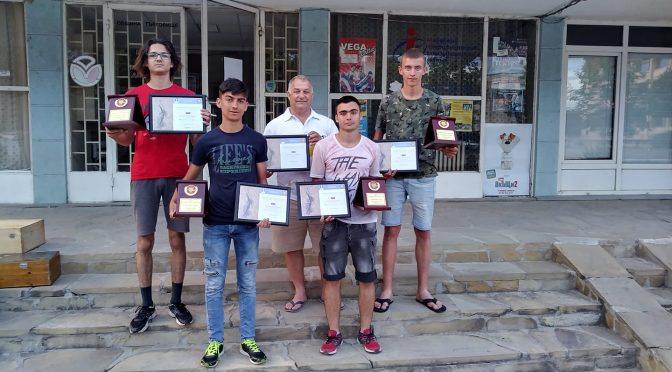 "Голям успех за Клуб ""Аероелит"" на Купа ""Истанбул"""