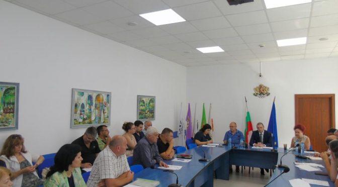 Заседание на Областната епизоотична комисия