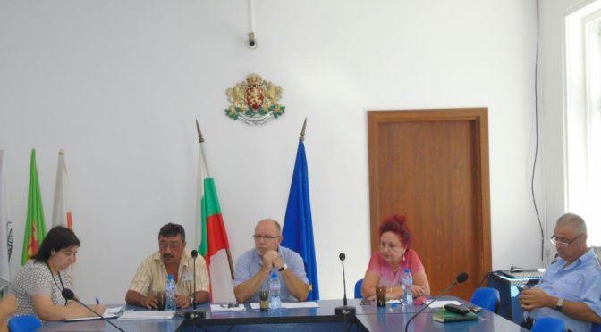 Заседава Областната епизоотична комисия