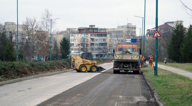 """Започва ремонт по цялата дължина на бул. """"Цар Освободител"""" в Търговище"""