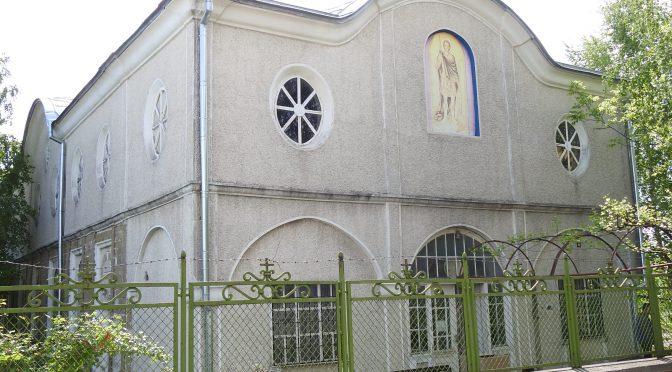 """Областният управител се запозна с дейностите по обновяване на църквата """"Св. Димитър"""" в Омуртаг"""