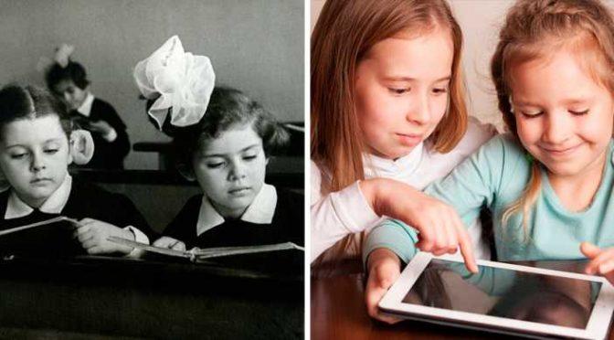 Разликите в поколенията