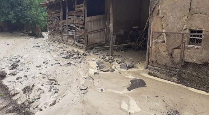Бедствено положение е обявено в населени места на община Антоново