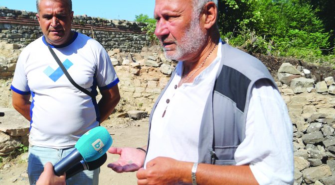 Нови обществени сгради и улична мрежа разкриха на Мисионис